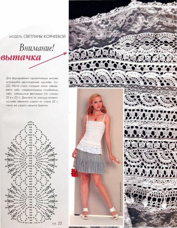 Источник: Журнал Мод № 545