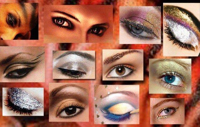 Как наносить макияж для овального лица
