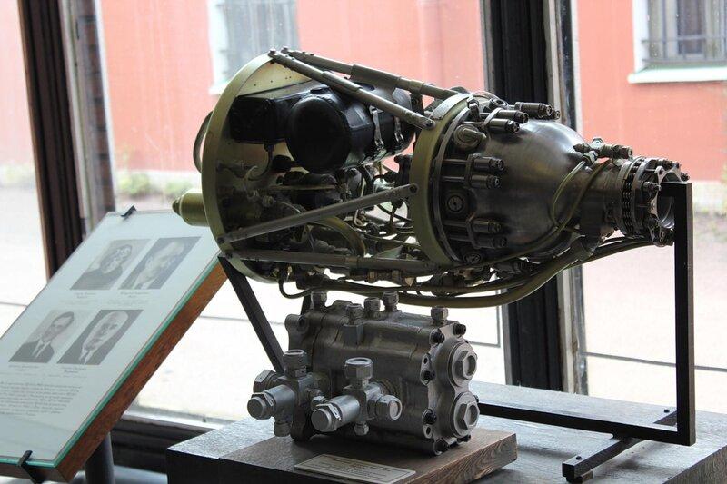 Насосный агрегат двигателя РД-1ХЗ