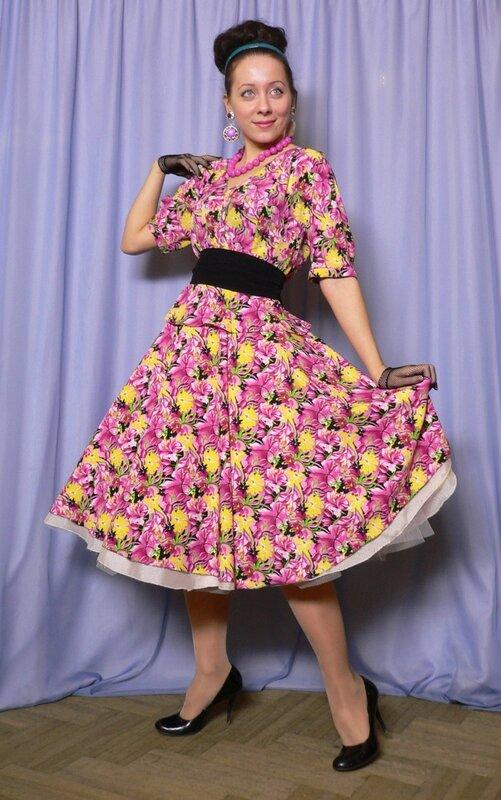 0 5a134 383e6215 XL Коллекция костюмов «Стиляги» в стиле 1950 х годов (фотографии)