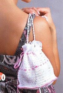 сумки крючком2012