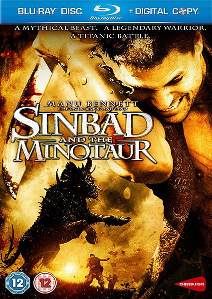 Синдбад и Минотавр / Sinbad and the Minotaur (2010/DVD9/DVD5/HDRip/AVC)