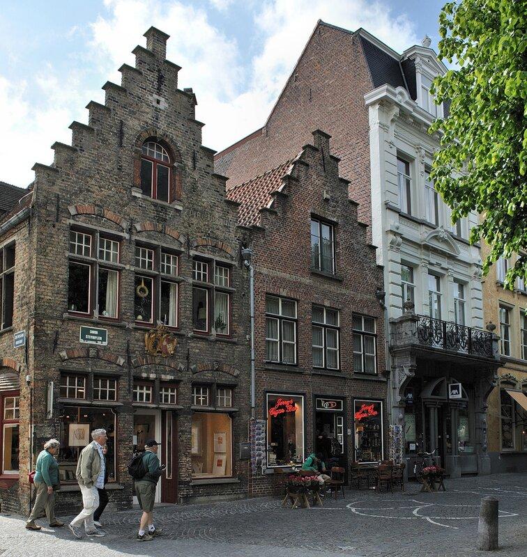 Антверпен и Брюгге за один день. Фотоотчёт.