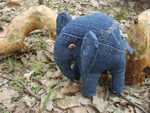 Слон ИНДИГО