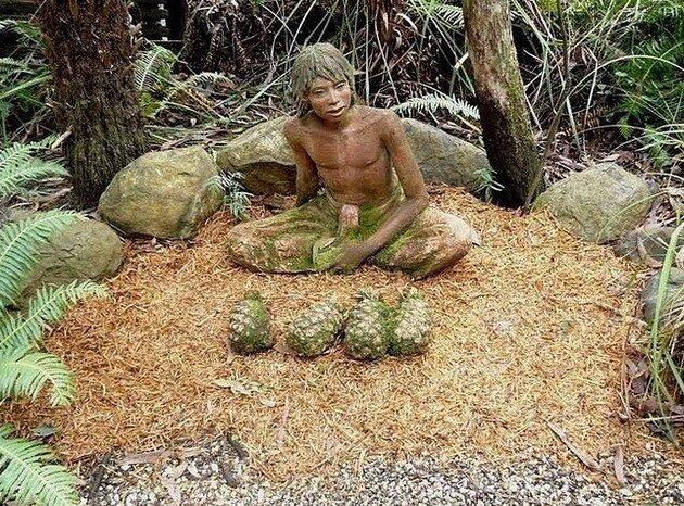 Сказочный лес в Австралии. Bruno's Art & Sculpture Garden