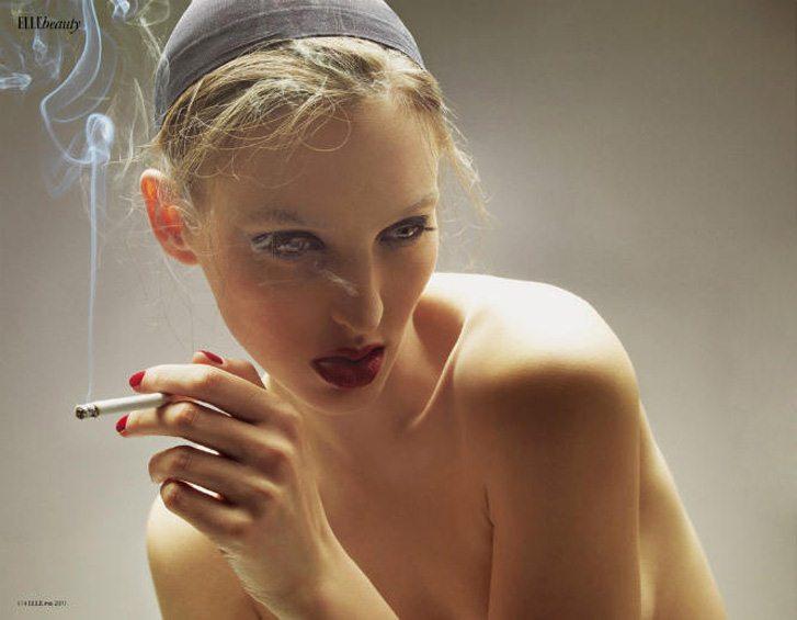 модель Джорджия Стоджиликович / Georgina Stojiljkovic, фотограф Andrea Klarin