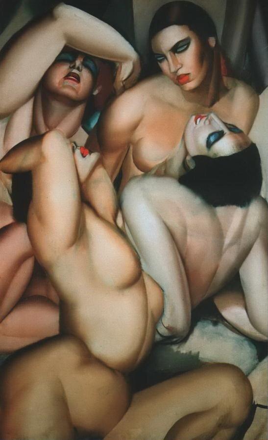 галерея голых попокатепетль: