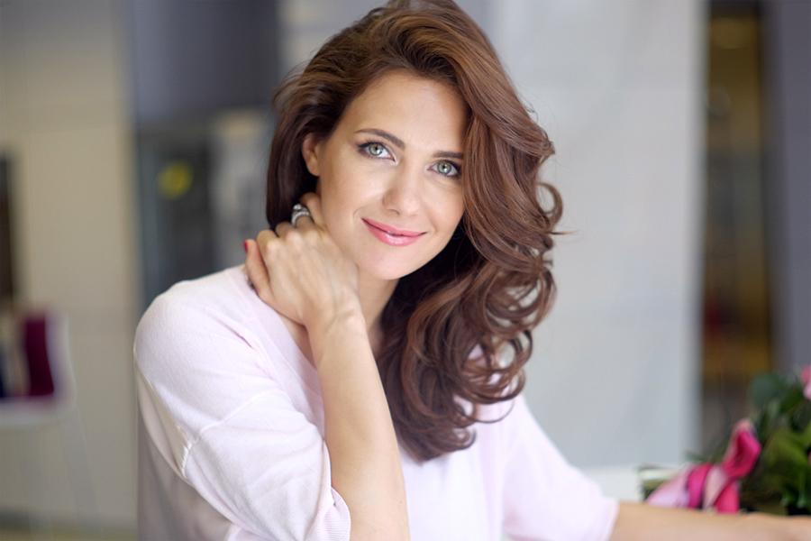 Екатерина Климова - так должна выглядеть 38-летняя мать четверых детей!