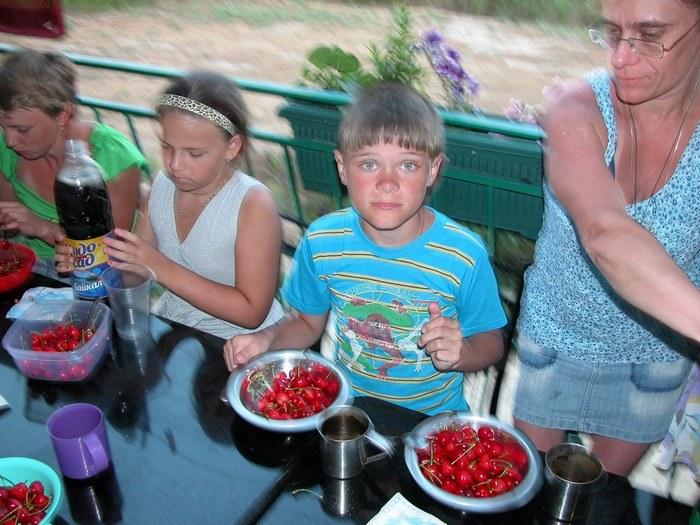 Алчевская духовная лечебница на летнем отдыхе