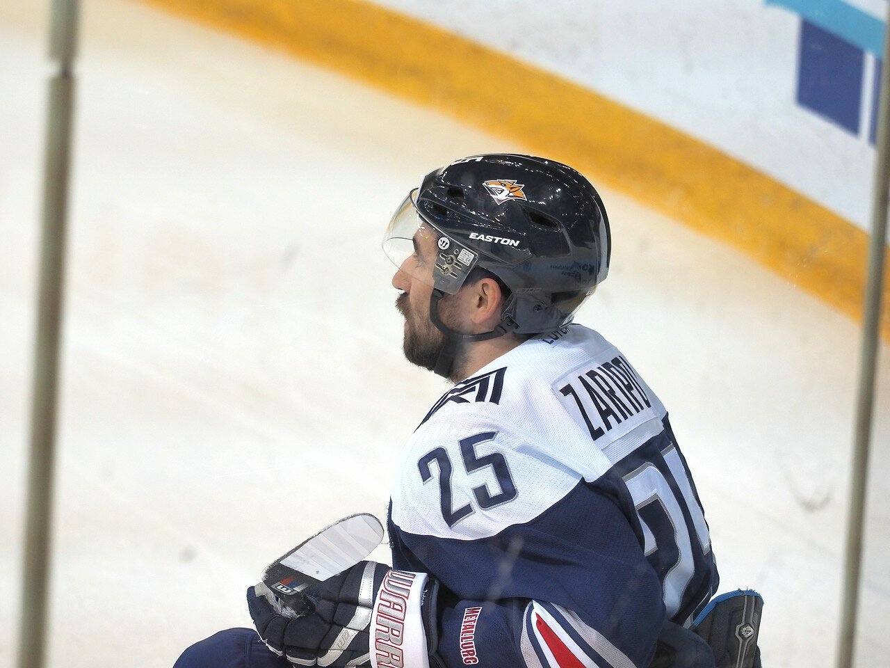 38Плей-офф 2016 Восток Финал Металлург - Салават Юлаев 23.03.2016