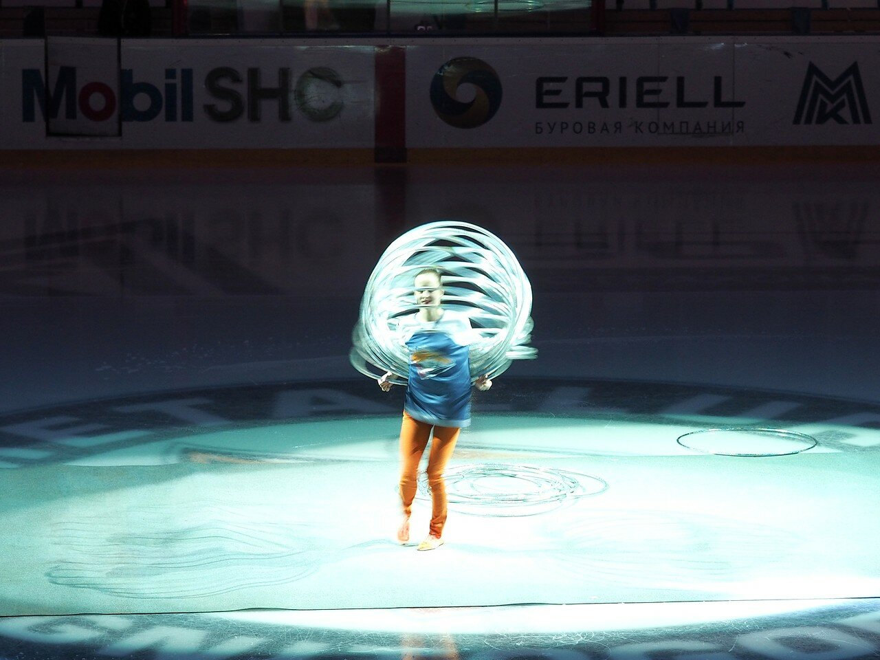57Плей-офф 2016 Восток Финал Металлург - Салават Юлаев 23.03.2016