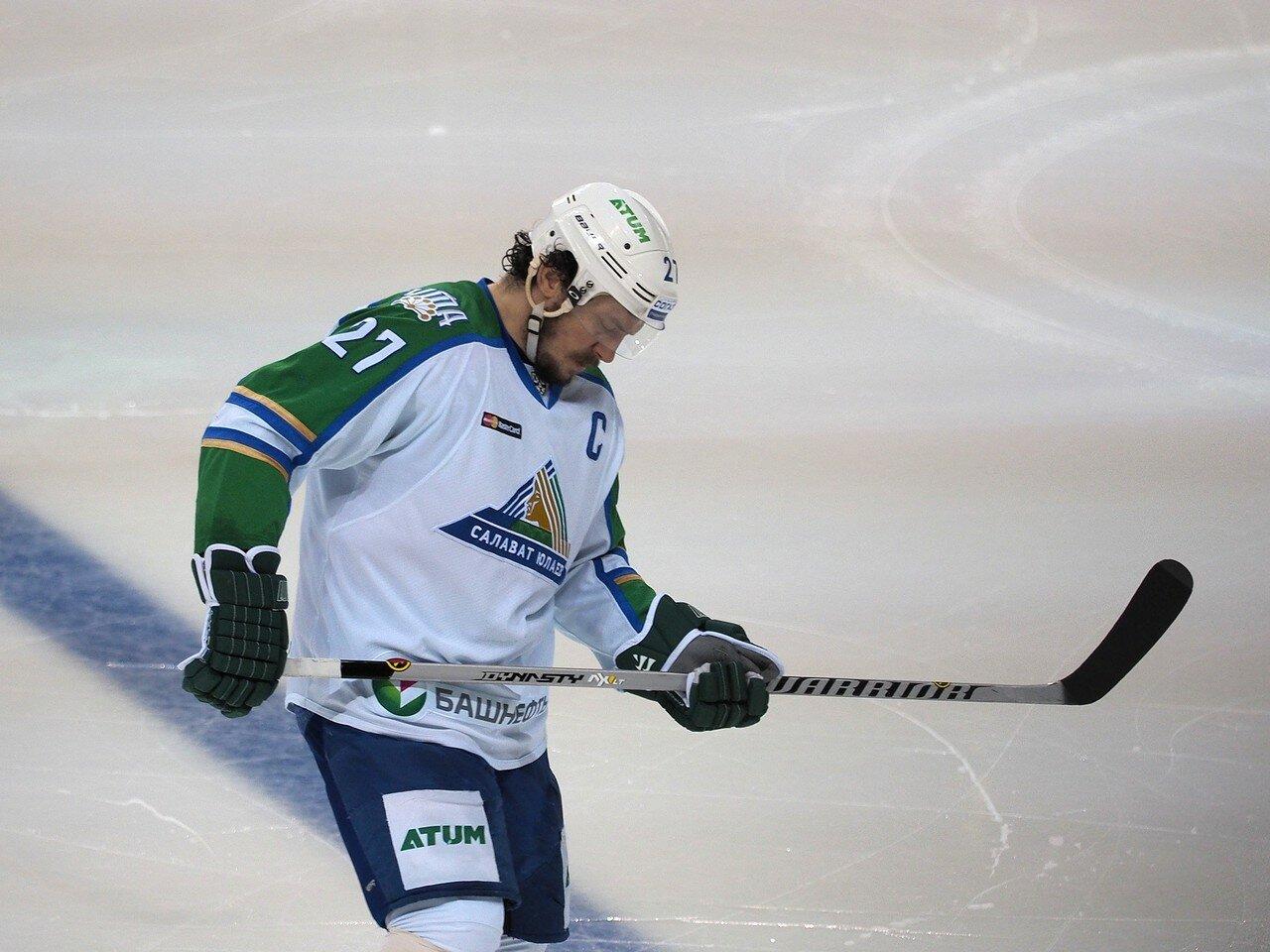 91Плей-офф 2016 Восток Финал Металлург - Салават Юлаев 23.03.2016