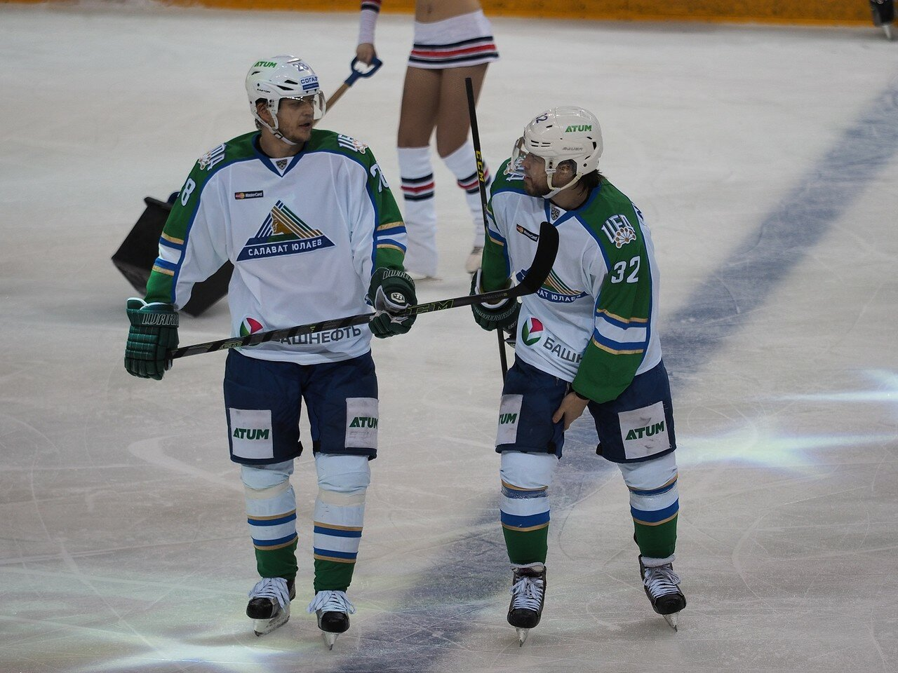 99Плей-офф 2016 Восток Финал Металлург - Салават Юлаев 23.03.2016