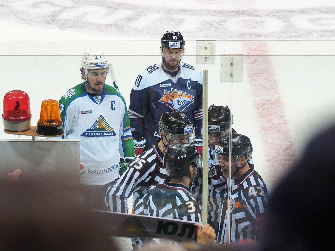 130Плей-офф 2016 Восток Финал Металлург - Салават Юлаев 23.03.2016