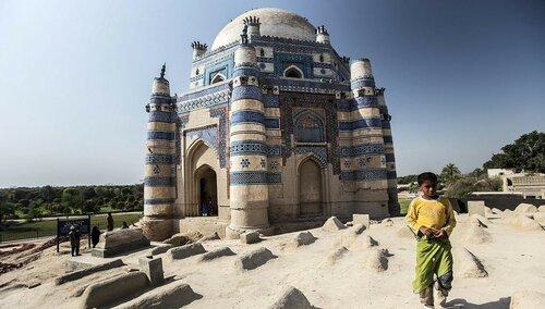 «Солнечные дети» Пакистана поставили ученых в тупик