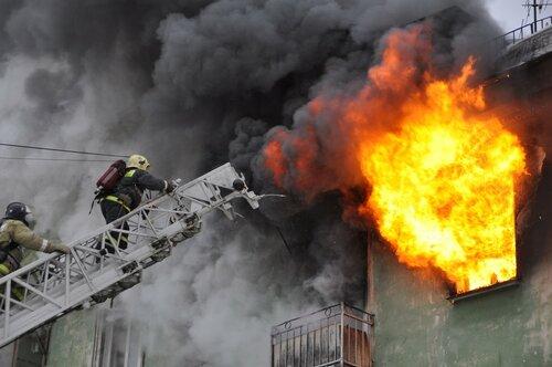 С начала 2016 года в Бельцах произошло 19 пожаров