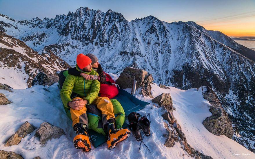 Романтические выходные в горах Словакии