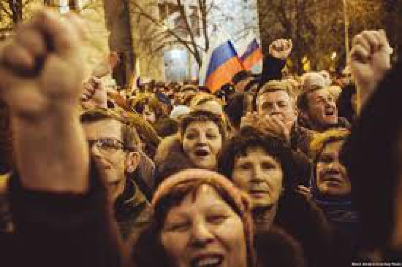 """""""Они пошли на выборы, а не в окопы, и теперь дружат с нашими врагами более, чем между собой"""", - экс-боец батальона """"Донбасс"""""""