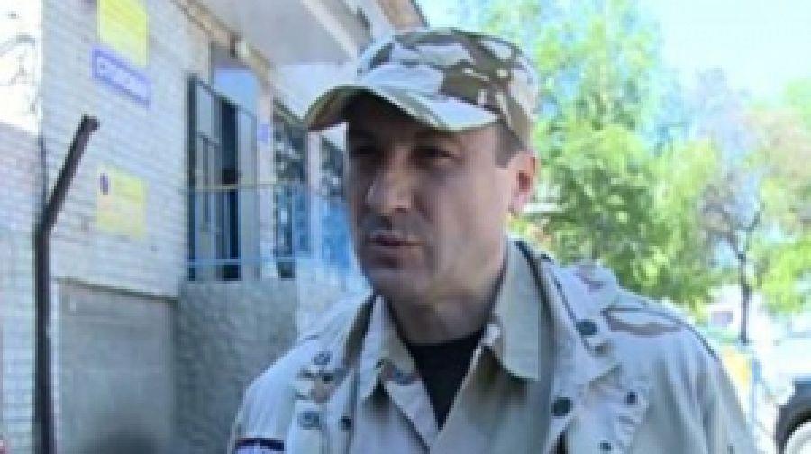 "Жители Константиновки просят ""Пр···й с···ор"" защитить школу"