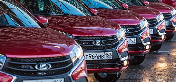 АвтоВАЗ увеличил число продаж