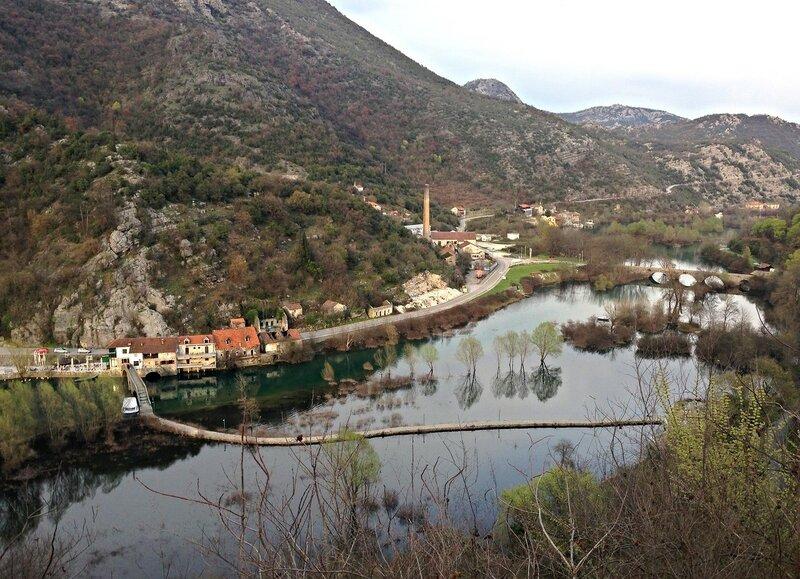 поселяни, река црноевича