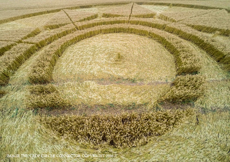 West Kennett Longbarrow, near Avebury, Wiltshire, UK. Reported on the 28th of July, 2016. Stunning aerial photo by Frank Laumen.