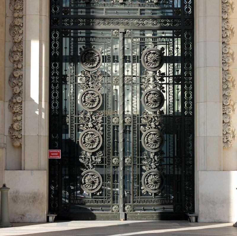 Большой Дворец (Grand Palais des Champs-Élysées), Париж