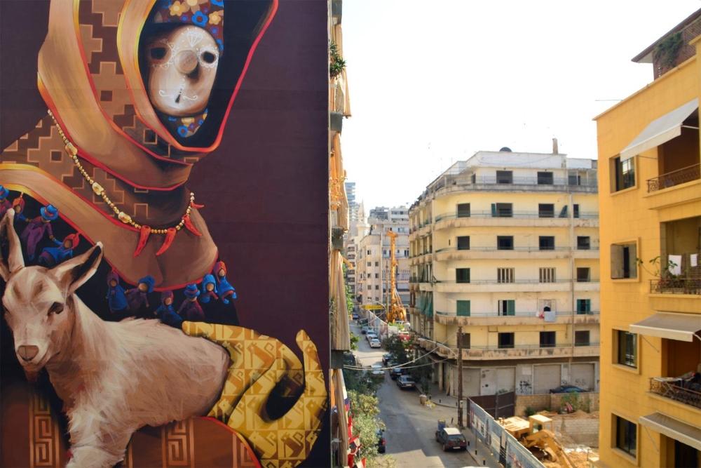 Эпичные картины INTI наполнены сочными красками Латинского карнавала и таинственной энергий Южноамер