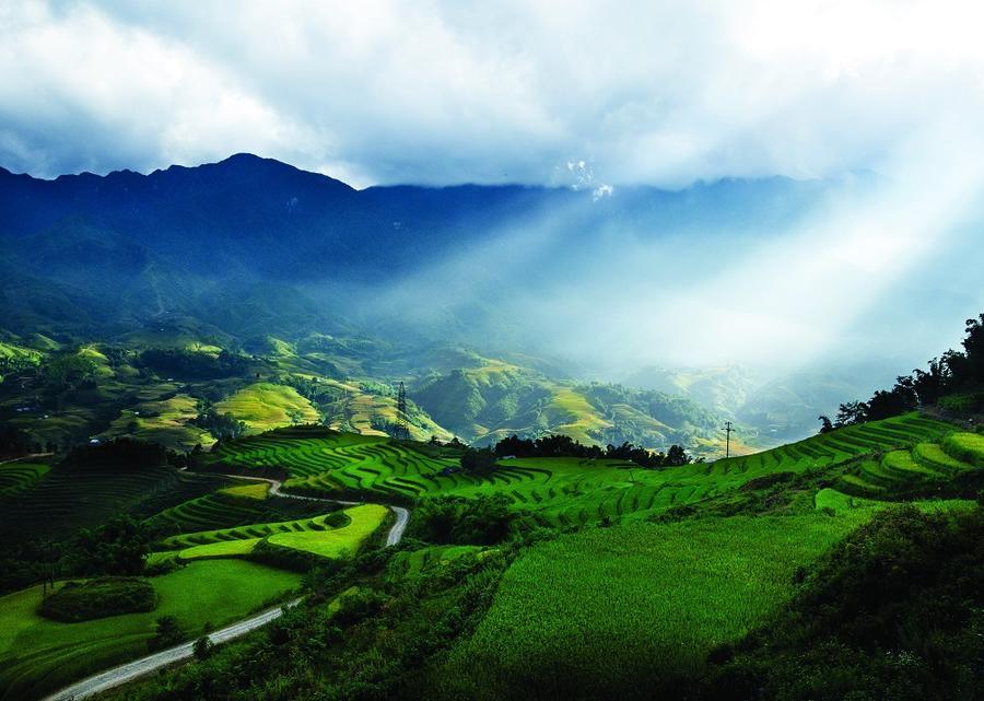 16. Сапа, Северный Вьетнам.
