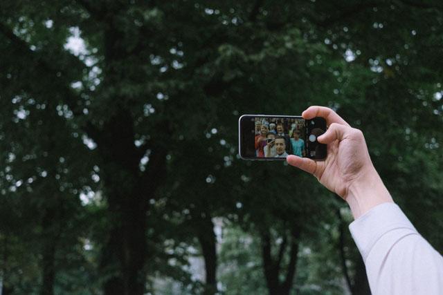 Отличный способ сэкономить: эстонский фотограф сама сняла свою свадьбу