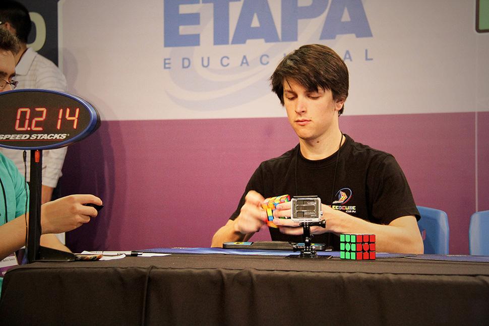 Кубик Рубика — механическая головоломка, изобретенная в 1974 году (и запатентованная в 1975 году) ве