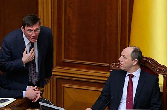 Поведал о«российском следе»: вГПУ повторно допросили Парубия