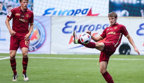 Лестьенн забил 1-ый гол за«Рубин» вдебютном матче против «Урала»