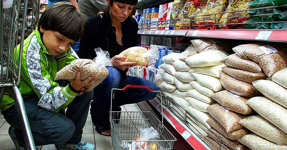 Недельная инфляция в РФ составила 0,1%