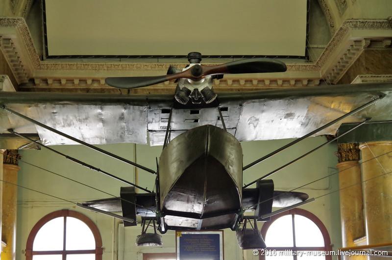Самолёт-амфибия «Ш-2»