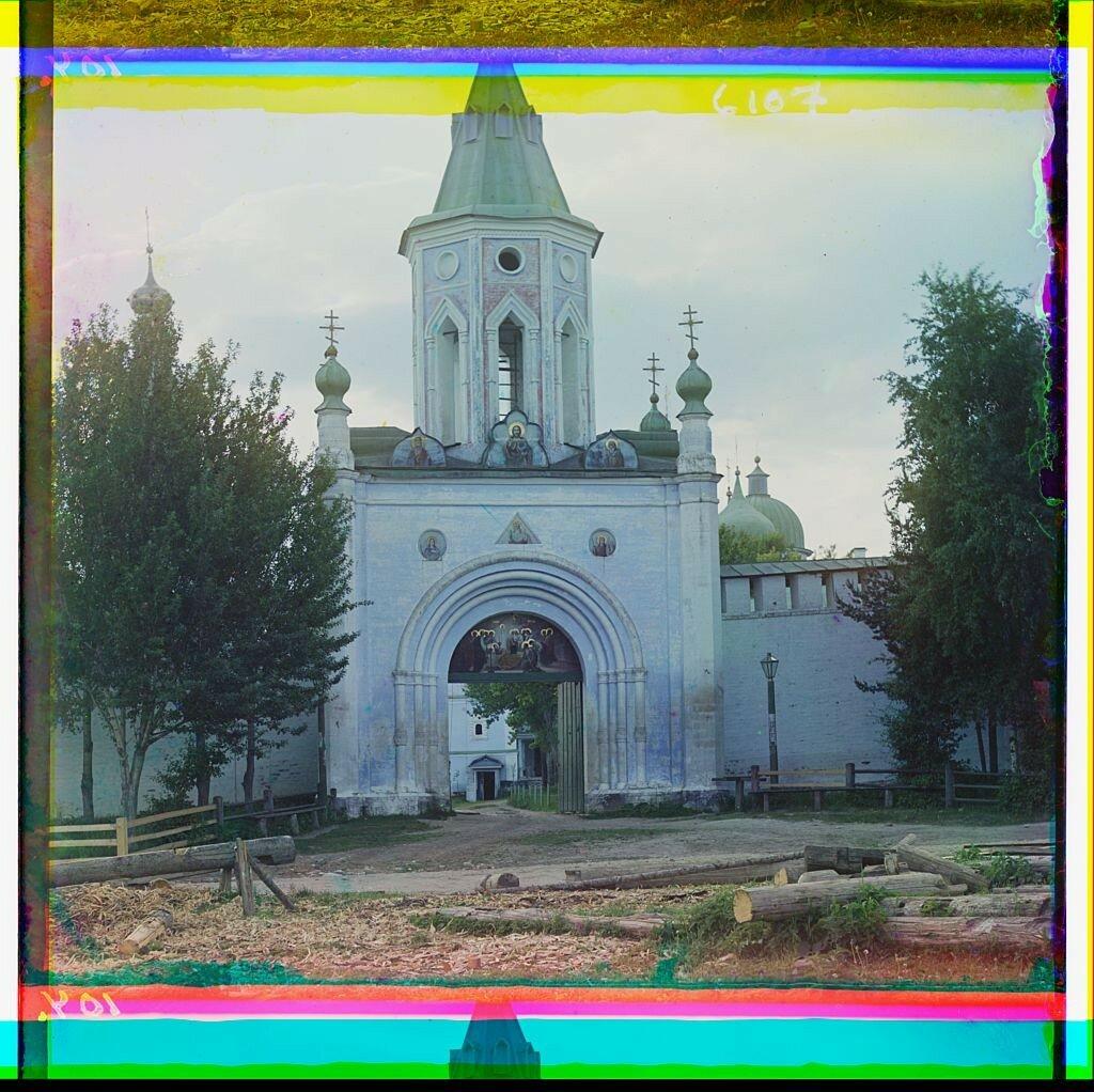 Старица (Прокудин-Горский)
