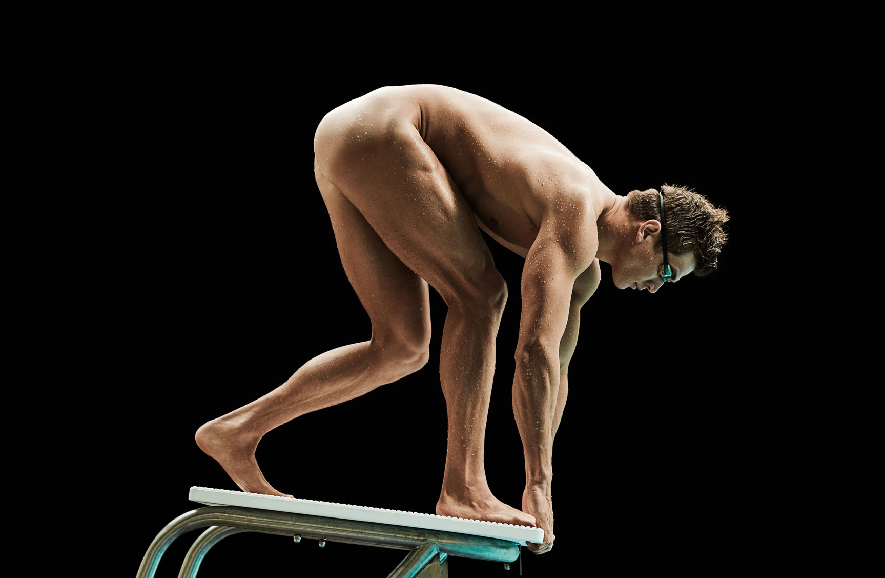 ESPN Magazine The Body Issue 2016 - Nathan Adrian / Натан Эдриан - Культ тела журнала ESPN
