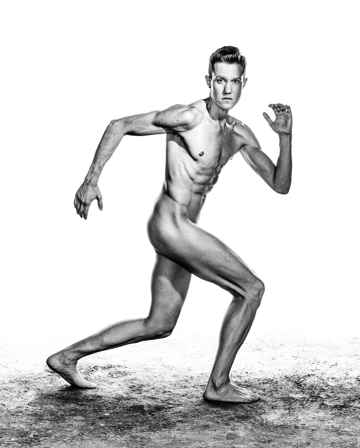 ESPN Magazine The Body Issue 2016 - Chris Mosier / Крис Мосье - Культ тела журнала ESPN