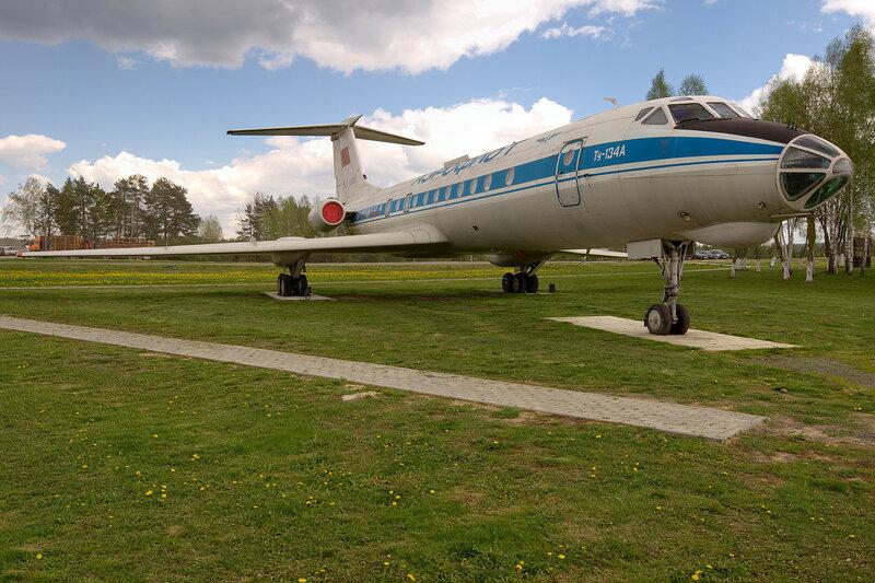 Аэрофлот Ту-134А СССР-65038