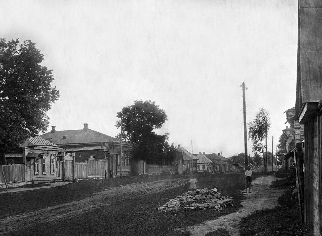 1927. Первая Новая улица