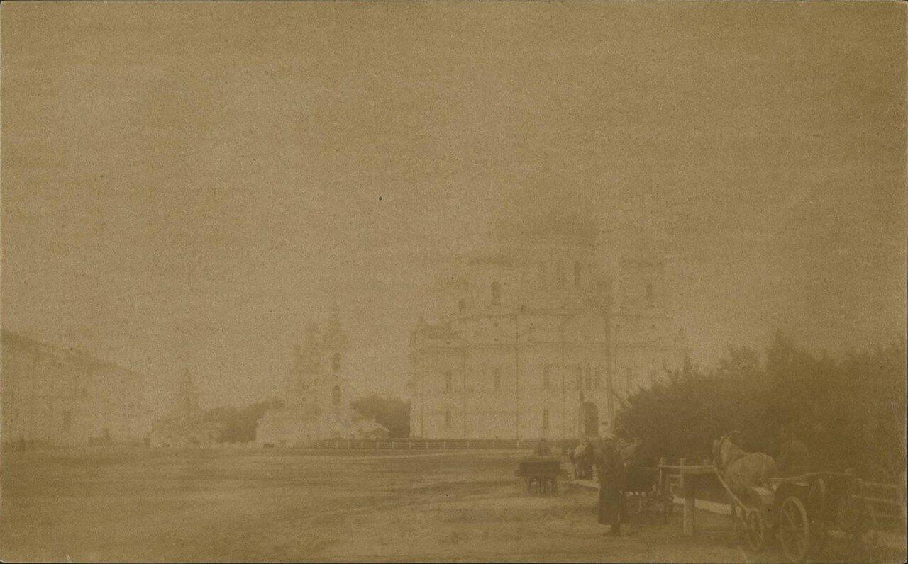 Петрозаводск. Соборная площадь