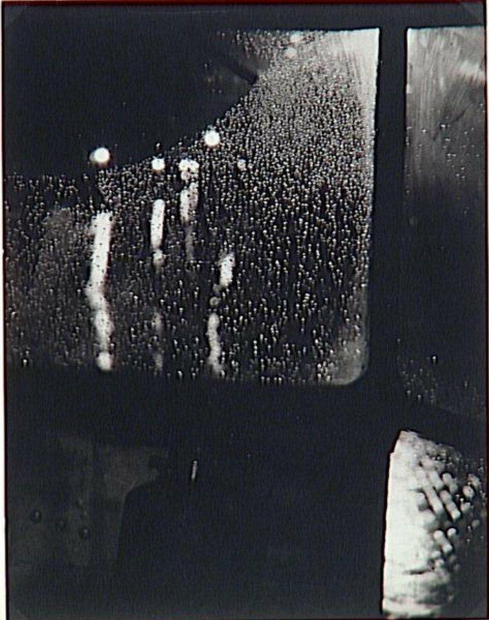 1930-е. Кабина автобуса