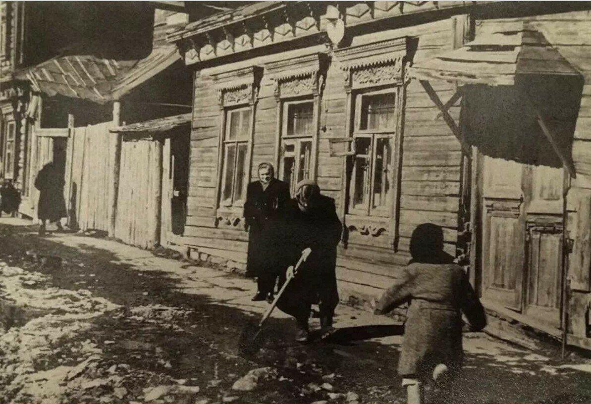 1955. 12-й проезд Марьиной рощи