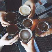 Пиво в компании