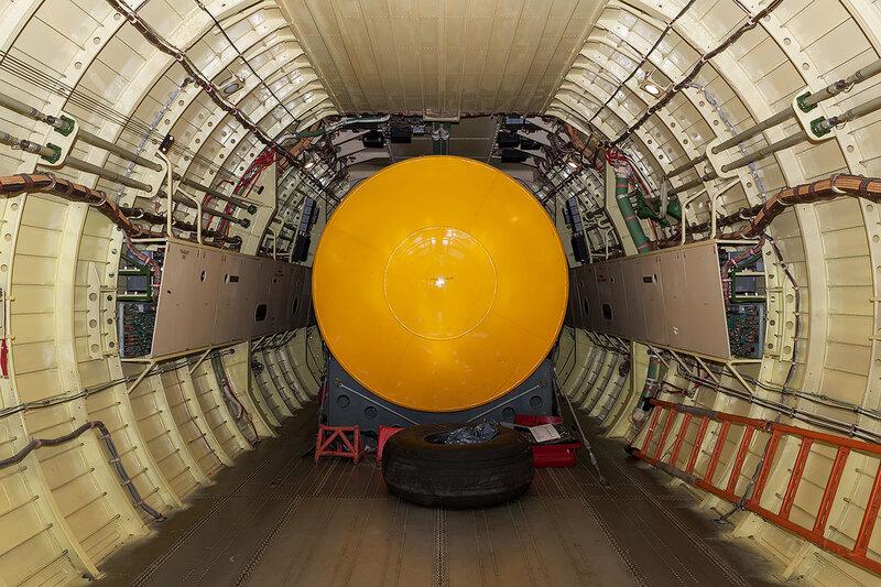 Самолет-«донор» российских ВКС