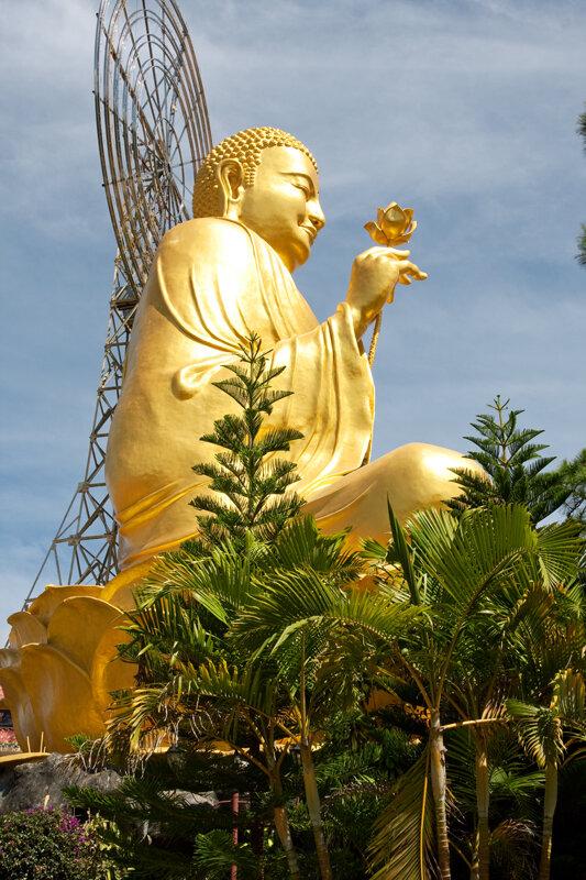 Сидящий Будда-4