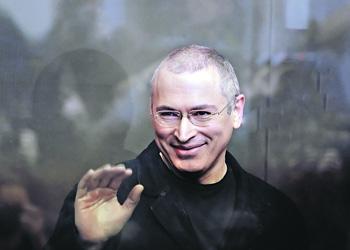 Ходорковский сделал своё первое заявление после помилования