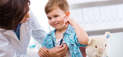 Когда вызов на дом детского врача важен