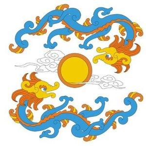 Китайская роспись  (шаблоны для рукоделия)