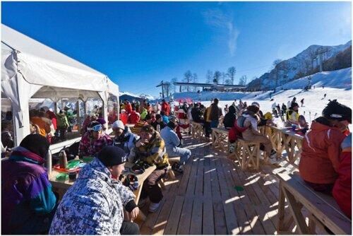 ROSA KHUTOR SNOW CAMP - весенний лагерь от QUIKSILVER